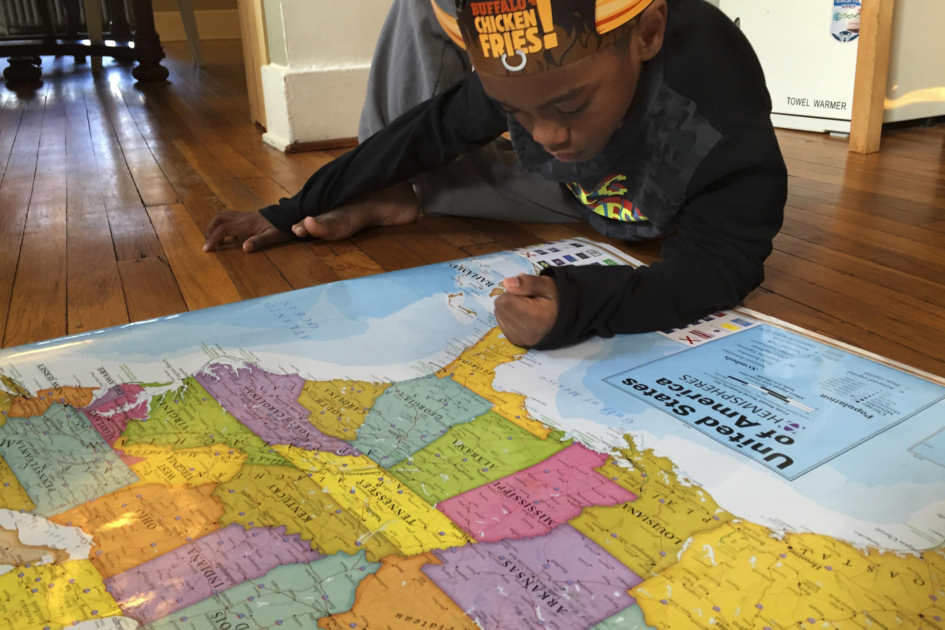 In African-American Communities, Growing Interest In Home-Schooling
