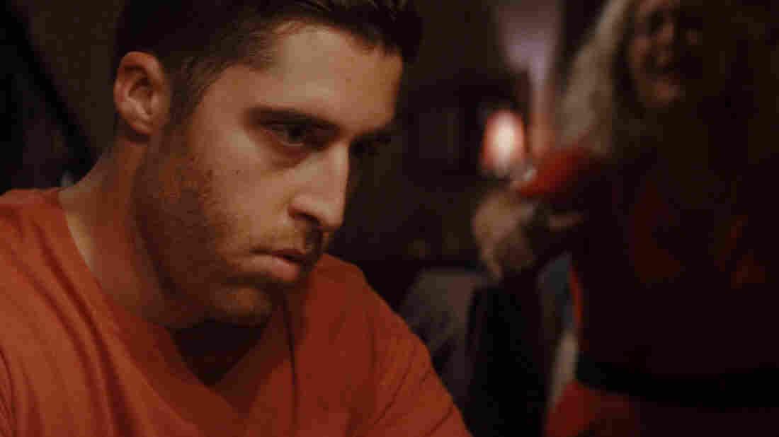 Filmmaker Trey Edward Shults plays the main character's estranged son.