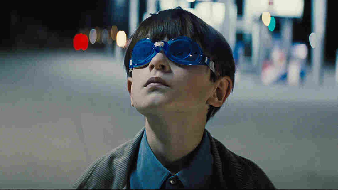Midnight Special is a road movie that centers on 8-year-old Alton (played by Jaeden Lieberher), who is being pursued by groups of people who believe him to be an alien visitor or the savior of mankind.