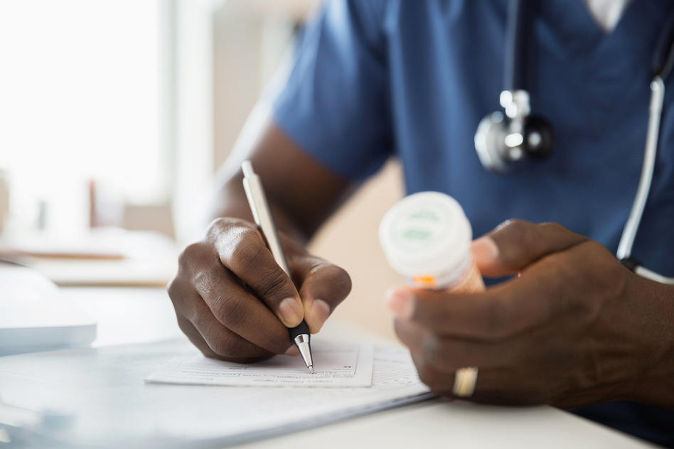 The question of how pharmaceutical payments to doctors affect medical practice has been fraught. (Hero Images/Getty Images)
