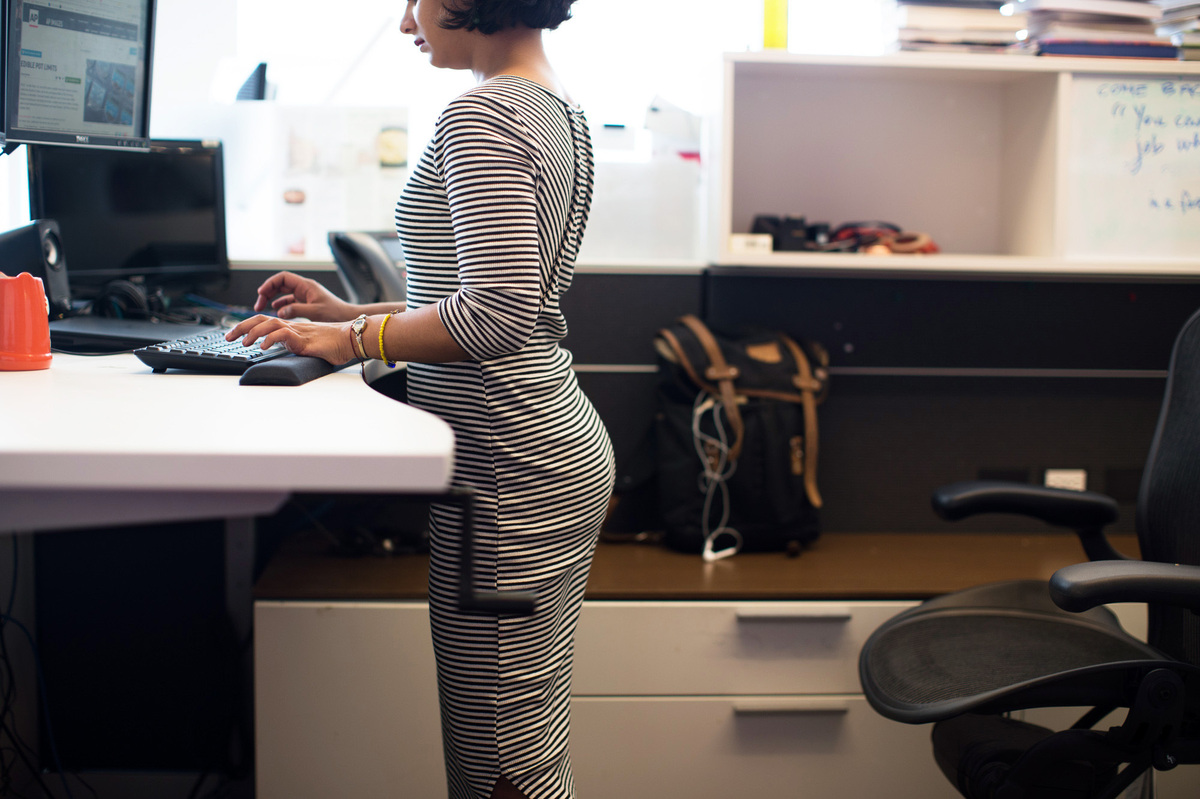 That Standing Desk Might Not Be The Magical Solution