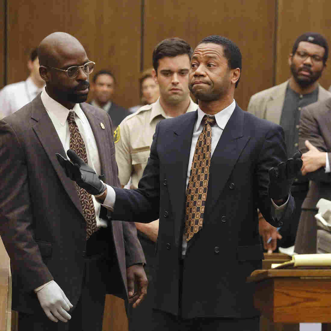 'The People Vs. O.J. Simpson' Gets To The Gloves
