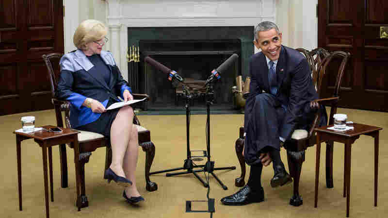 Transcript And Video: President Obama's Interview With NPR's Nina Totenberg