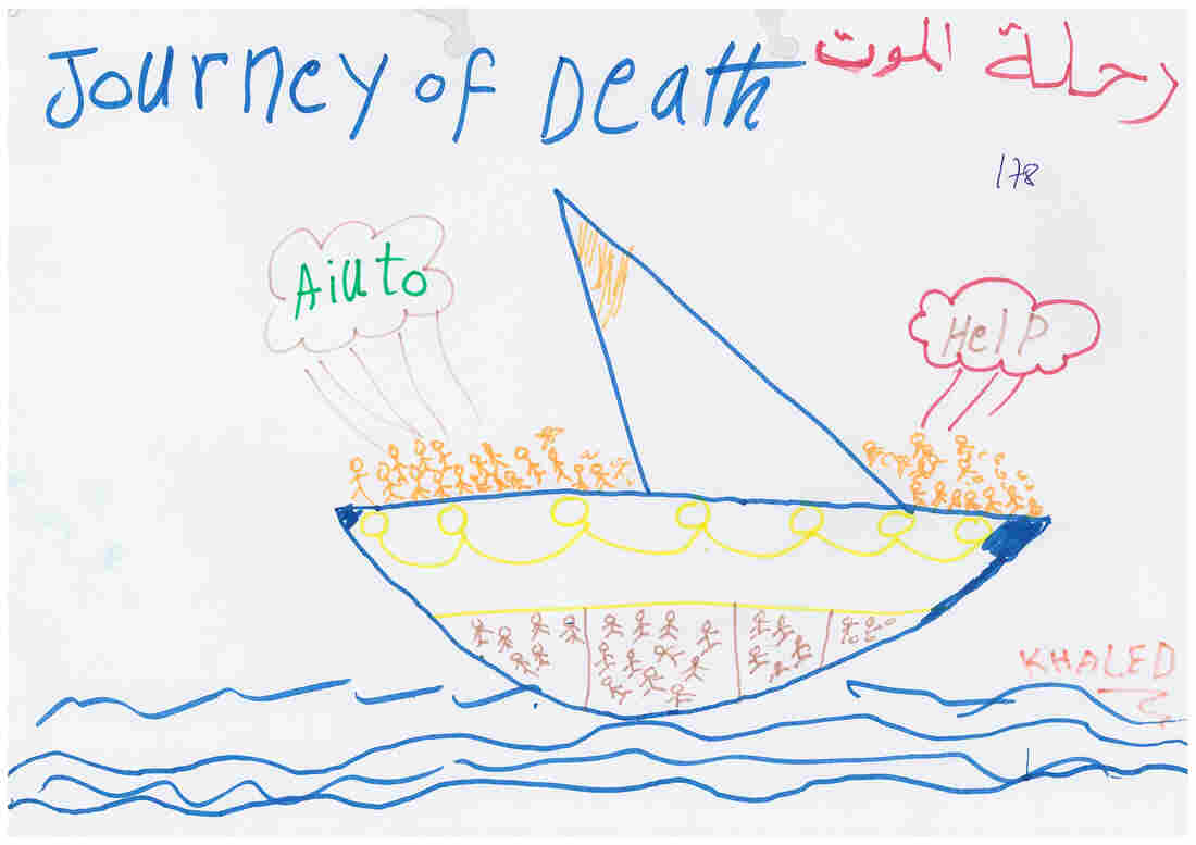 "The sea voyage labeled ""journey of death"" isn't exactly subtle."