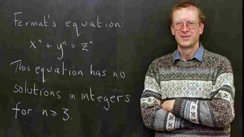 Professor Who Solved Fermat's Last Theorem Wins Math's Abel Prize