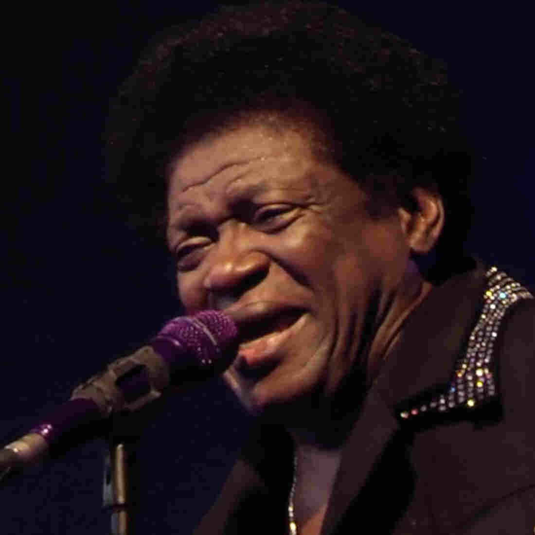 "Charles Bradley performs ""Love Bug Blues"" at NPR Music's SXSW 2016 showcase."