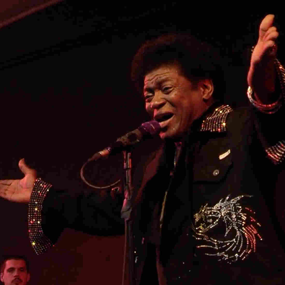 "Charles Bradley performs ""The World (Is Going Up In Flames)"" at NPR Music's SXSW 2016 showcase."