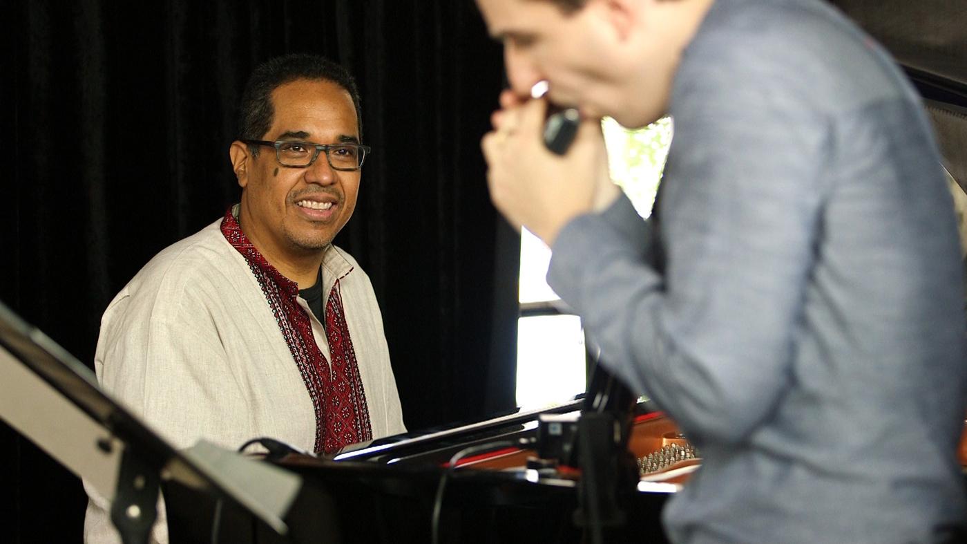 Danilo Pérez: A Man, A Plan, A Canal, PanamaWBGO and Jazz At Lincoln Center
