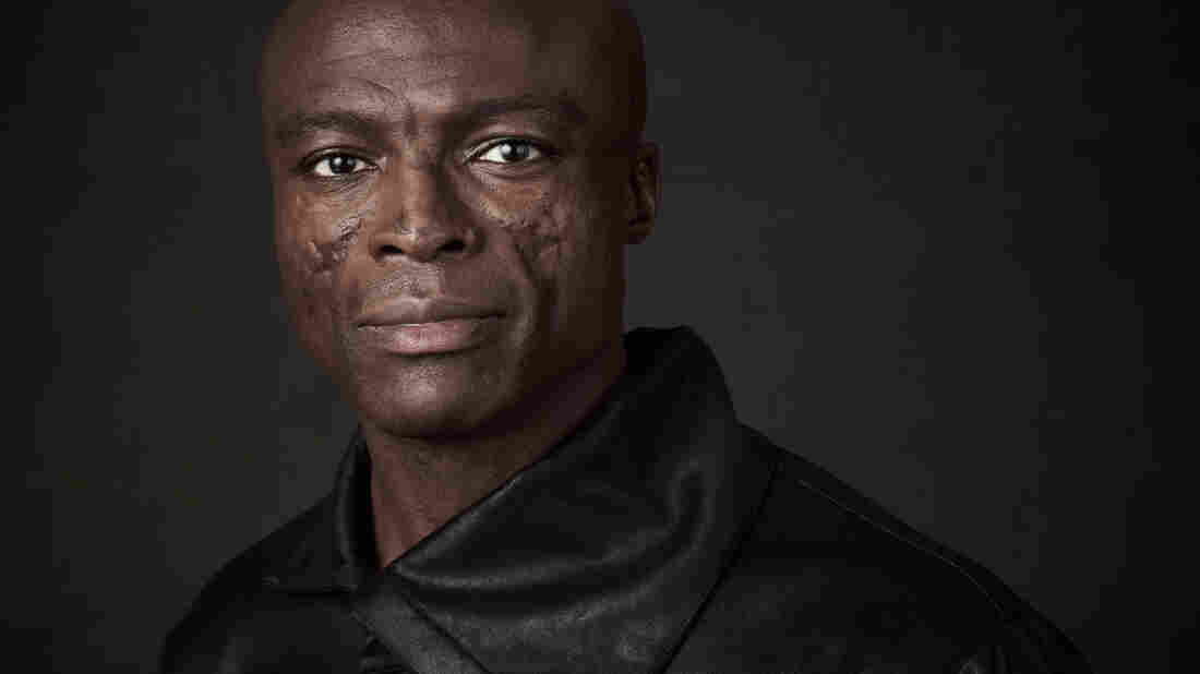"""It is a huge production and it is a lot of pressure,"" Seal says of The Passion, ""but that's what we crave as artists."""