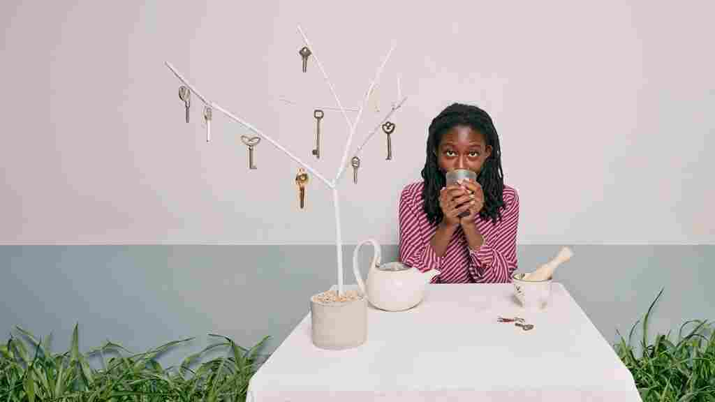 Author Helen Oyeyemi's new book reflects her fascination with keys.