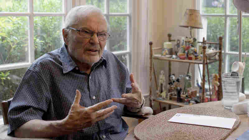 """Children's book author and illustrator Maurice Sendak, who died in 2012, spent much of his life obsessed with death. In 2011 he told Fresh Air's Terry Gross: """"There are so many beautiful things in the world which I will have to leave when I die, but I'm ready, I'm ready, I'm ready."""""""