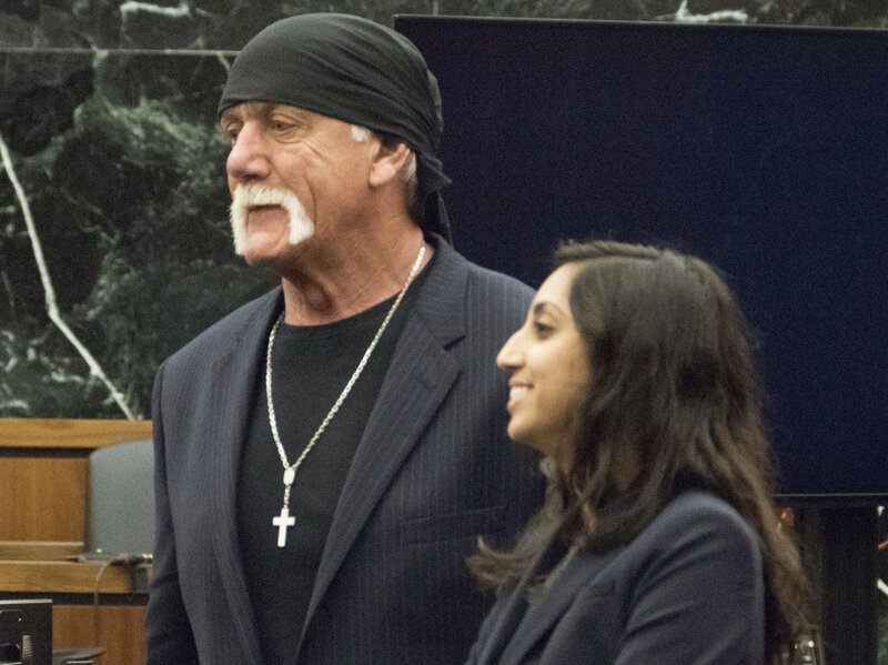Hulk Hogan Awarded 115 Million In Sex Tape Lawsuit Against Gawker