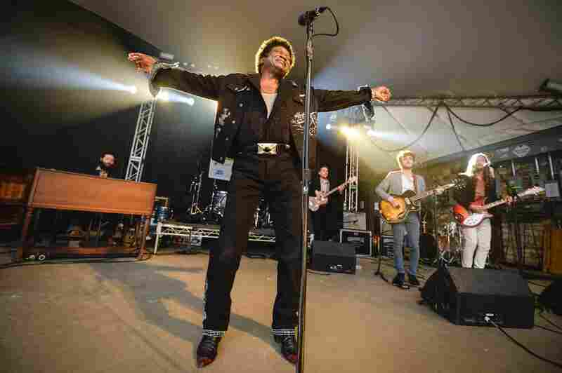 """Charles Bradley showed us why he's called the """"Screaming Eagle of Soul."""""""