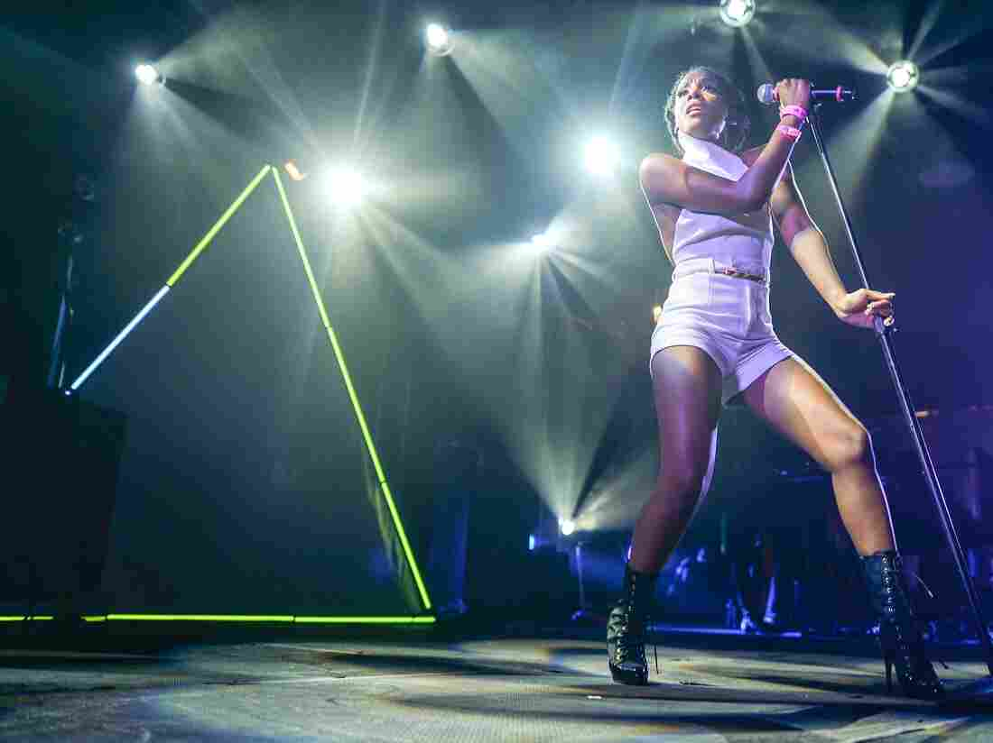 D∆WN captivates Hype Hotel on Thursday at SXSW.