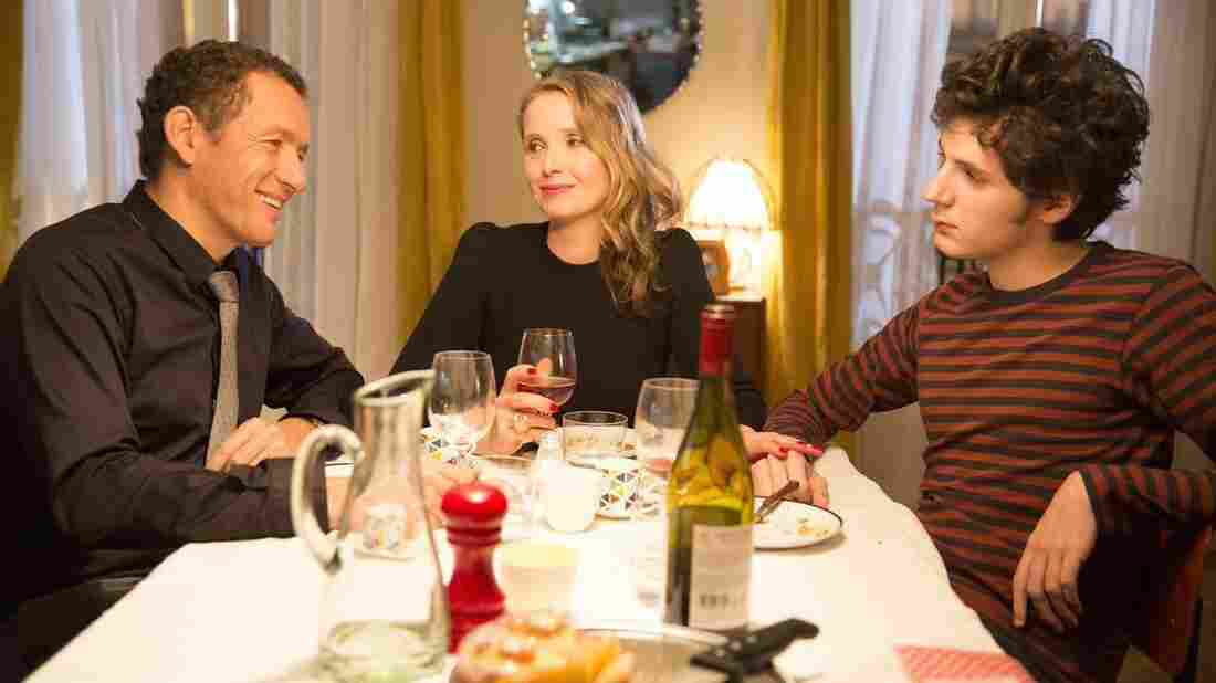 Dany Boon, Julie Delpy and Vincent Lacoste in Lolo.