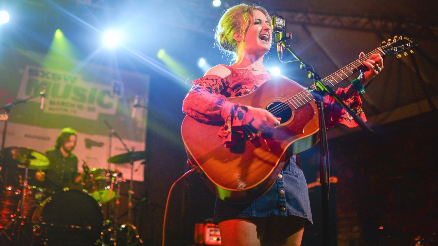 Margo Price performing Tennesee Song at SXSW in 2016