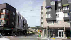 Mercy, a San Francisco-­based nonprofit, provides subsidized affordable housing for low-income residents, including 25 apartments reserved for 18- to 24-­year-­olds.
