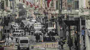 Suicide Bomb In Istanbul Kills Five, Wounds 36