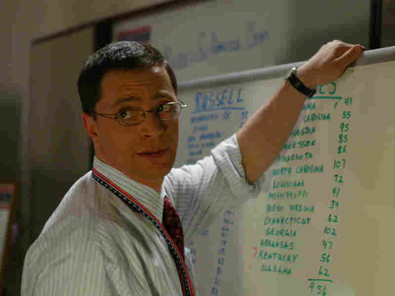 Joshua Malina played Will Bailey on The West Wing.