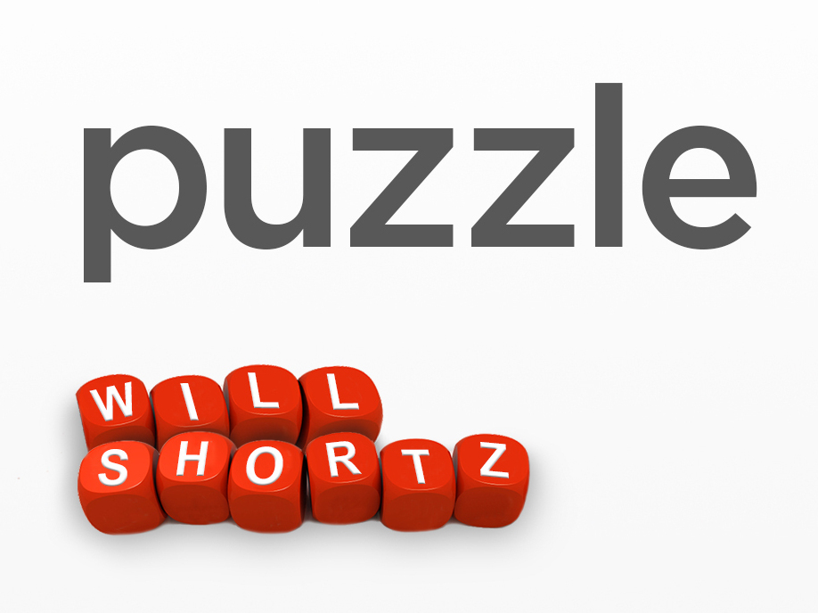 First And Last Two Letters Are Key To Solve This Puzzle That S Not So Easy Npr