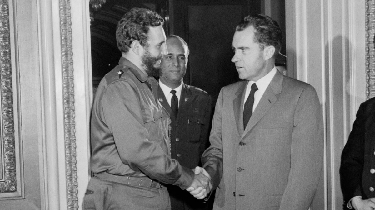 the history of the severed relationship between cuba and the united states In response, cuba cut off the water supply to the us naval base at  the  international laws governing a protecting-power relationship — and.