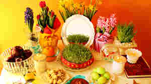 Nowruz: Persian New Year's Table Celebrates Spring Deliciously