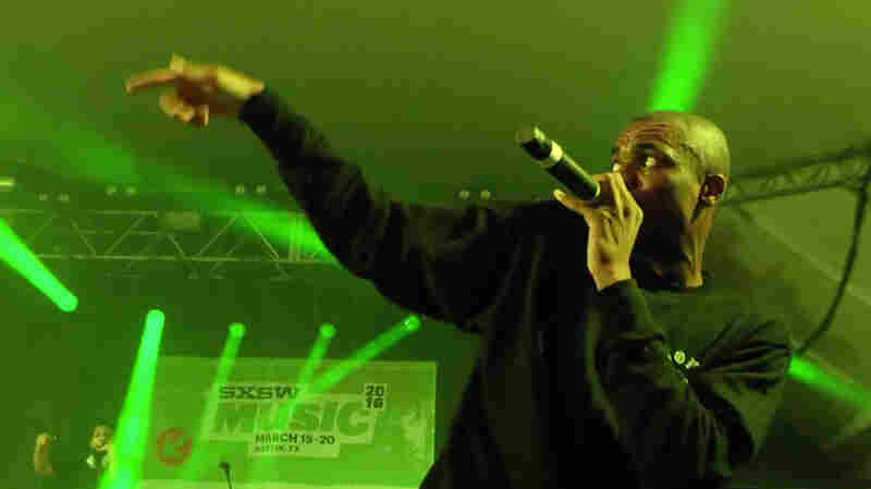 "Vince Staples performs ""Norf Norf"" at NPR Music's SXSW 2016 showcase."