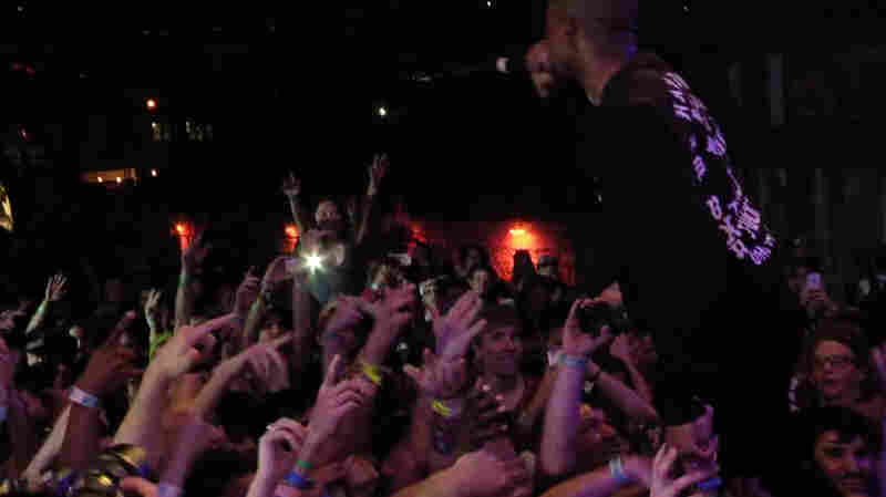 Vince Staples, 'Blue Suede' (Live At SXSW 2016)