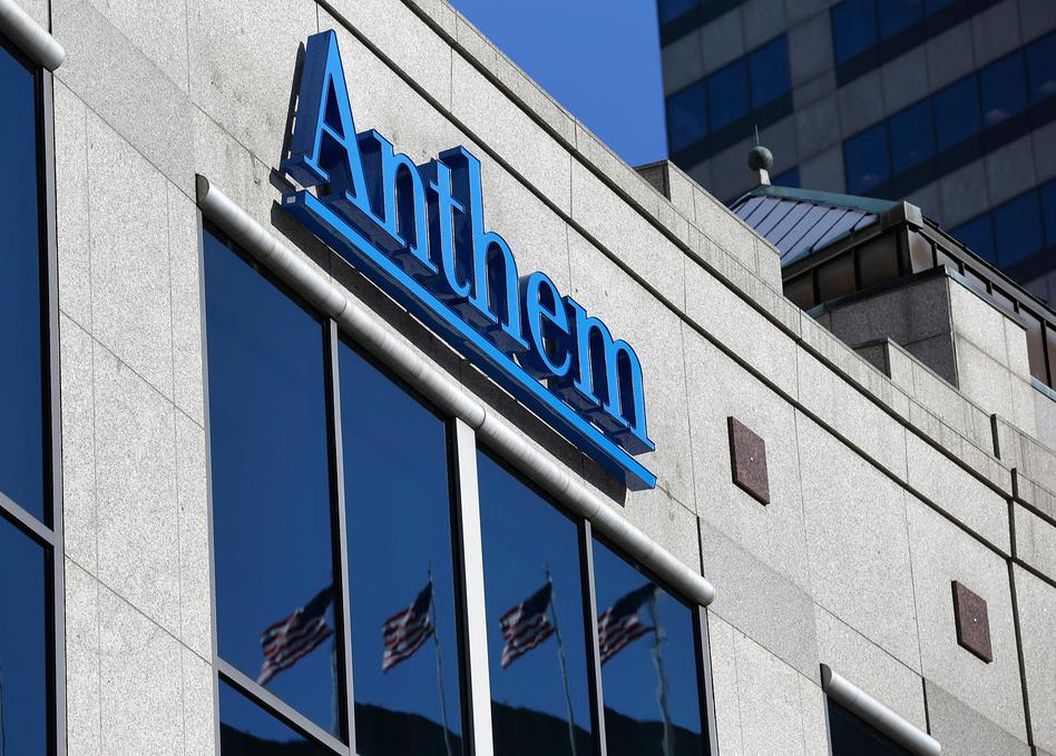 Anthem Sues Express Scripts For A Bigger Slice Of Drug ...