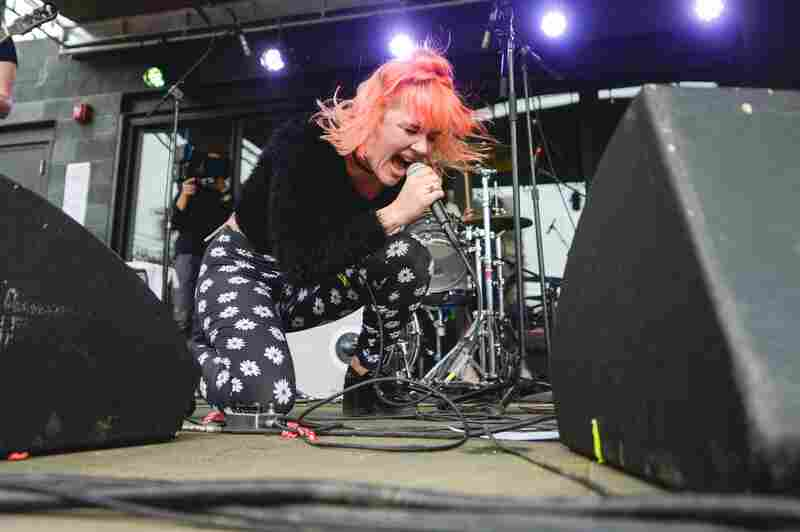 Don't let Bleached's poppy punk fool you: Jennifer Clavin will crush you.