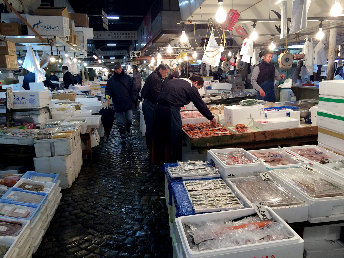 For Tokyo's Famed Fish Market, A Dreaded Death And A ...
