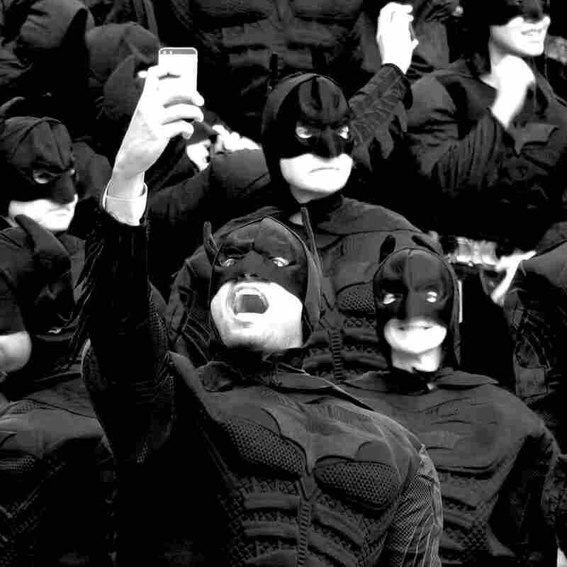 'Caped Crusade' Peeks Under Batman's Iconic Cowl