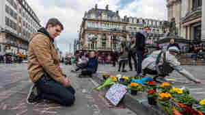 Worldwide Outpouring Of Grief After Brussels Attacks