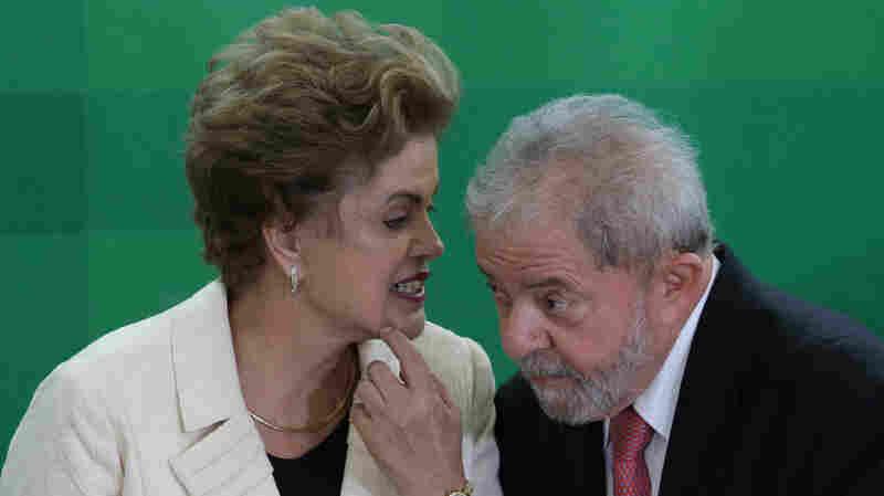 In Brazilian Officials' Taped Conversations, Women Hear Rampant Sexism