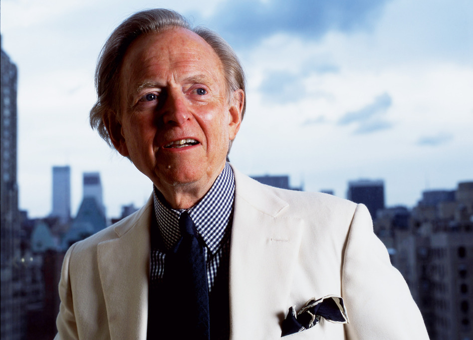 "Novelist and journalist Tom Wolfe believed that techniques for fiction and nonfiction should be interchangeable. ""The things that work in nonfiction would work in fiction, and vice versa,"" he said."