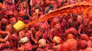 Holy Holi: Colored Powder Will Be Thrown But Splashing Might Be Illegal