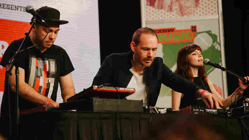Watch Chvrches Perform At SXSW