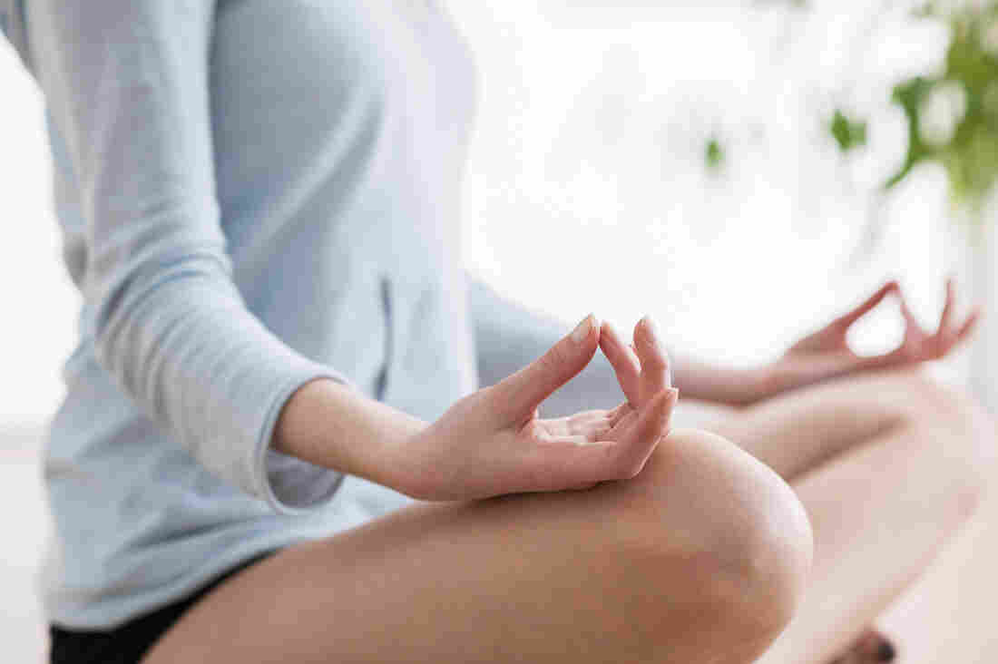 Mindfulness meditation reduced pain and disability in people with chronic lower back pain.