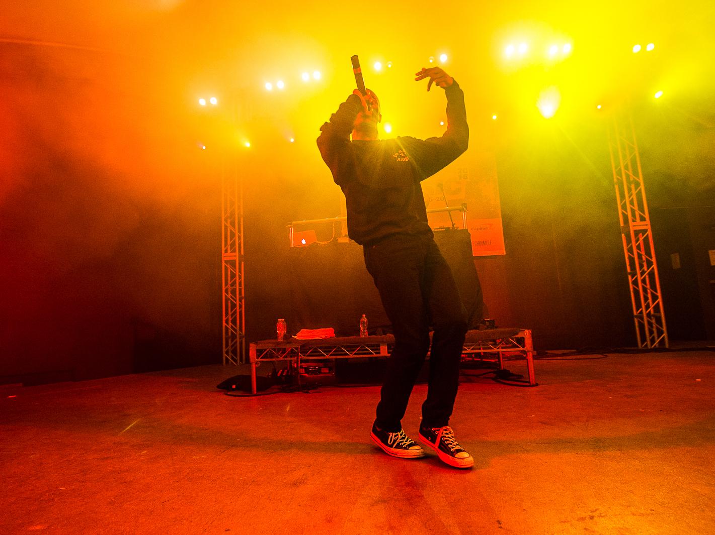 Vince Staples Live In Concert Sxsw 2016 Ncpr News