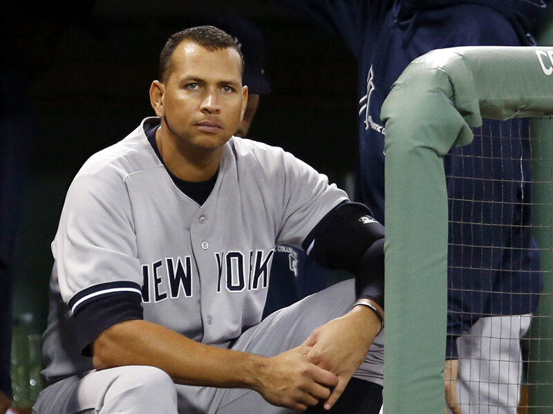 pretty nice 44611 50376 Yankees' A-Rod Says He'll Retire After 2017 Season : The Two ...