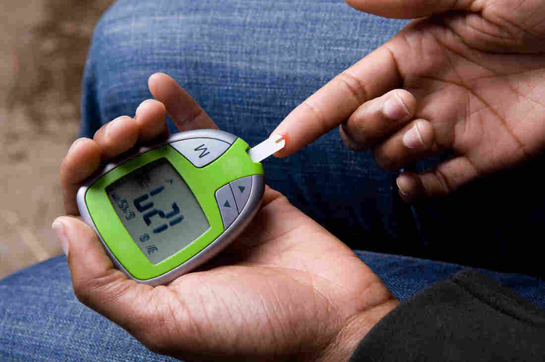 There's been substantial discuss as to either identifying people with prediabetes could have health benefits.