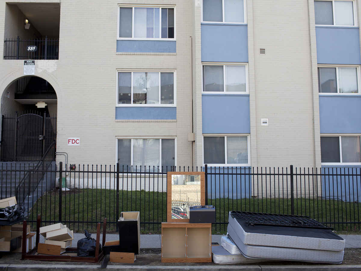 Low Income Tenants Struggle To Pay Rent Npr