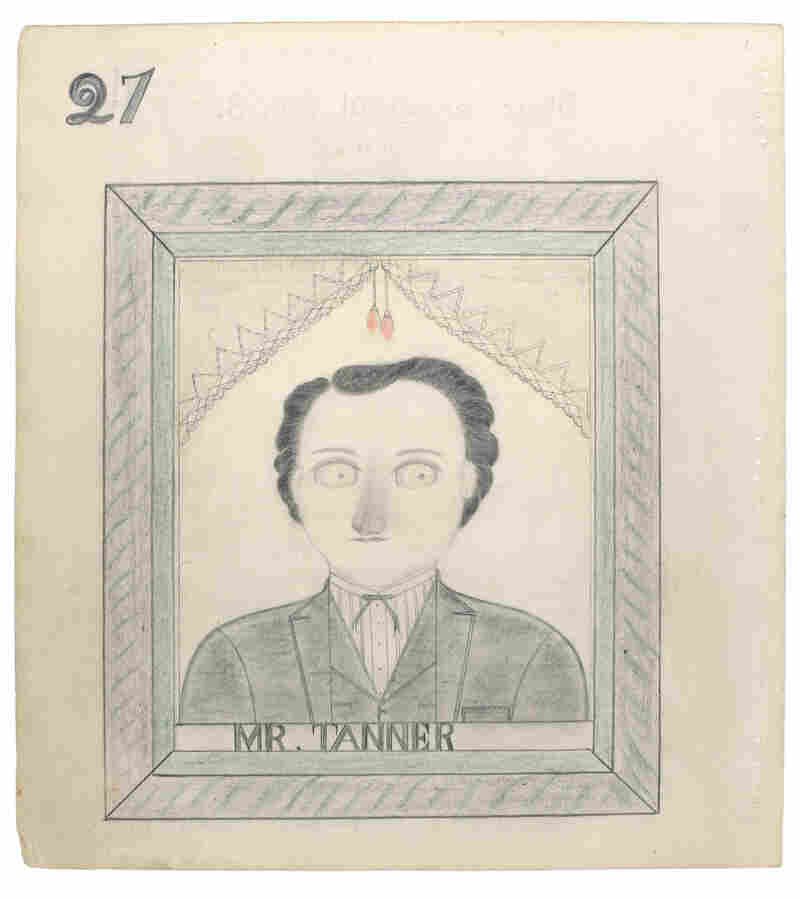 Mr. Tanner (No. 21) by James Edward Deeds Jr.
