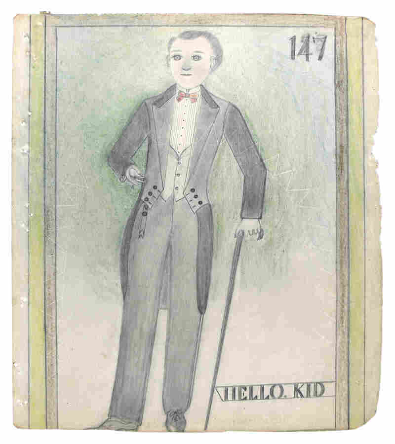 Hello. Kid (No. 147) by James Edward Deeds Jr.