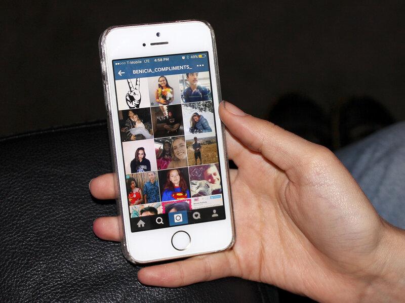 Teen Girls Flip The Negative Script On Social Media : All