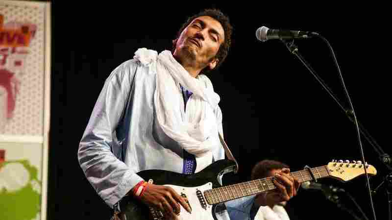 Watch Bombino Perform At SXSW