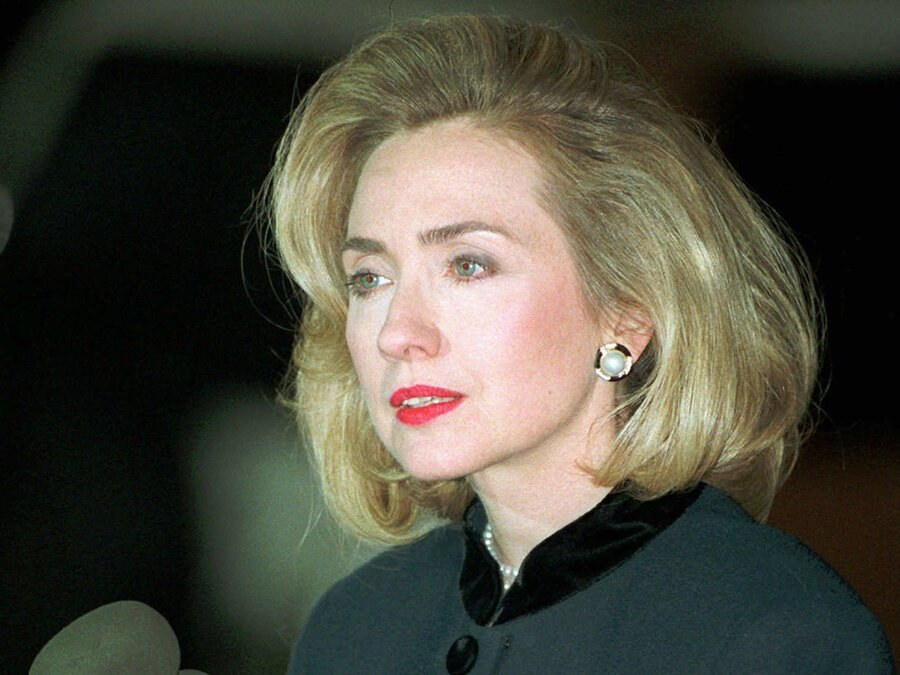 Image result for old hillary clinton pictures