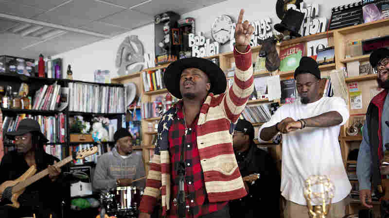 Anthony Hamilton: Tiny Desk Concert