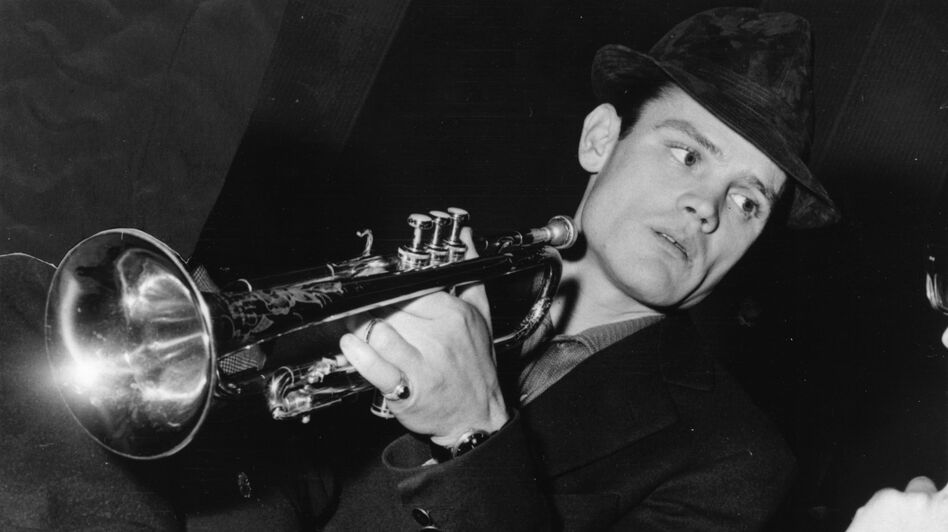 Chet Baker was a gifted trumpeter and jazz icon. (Getty Images)