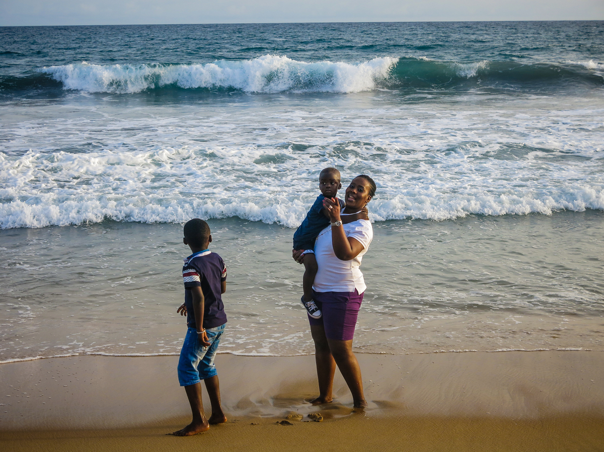 Were Not Afraid Of Terrorists >> A Week After Al-Qaida's Attack On An Ivory Coast Beach, Ivorians Return To Show They're Not ...
